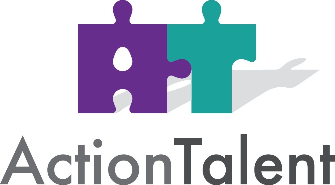 Action Talent logo
